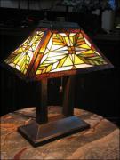 LAMPA WITRAŻOWA TIFFANY 50CM - zdjęcie 1
