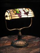 LAMPA WITRAŻOWA TIFFANY - zdjęcie 1