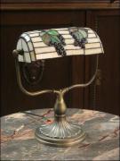 LAMPA WITRAŻOWA TIFFANY - zdjęcie 2