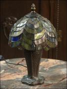 LAMPA WITRAŻOWA TIFFANY 30 CM - zdjęcie 2