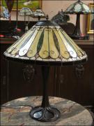 LAMPA WITRAŻOWA TIFFANY 60 CM - zdjęcie 2