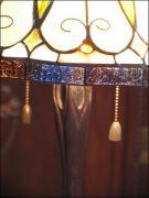 LAMPA WITRAŻOWA TIFFANY 60 CM - zdjęcie 3