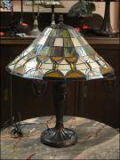 LAMPA WITRAŻOWA TIFFANY 57 CM - zdjęcie 2
