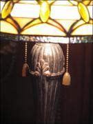 LAMPA WITRAŻOWA TIFFANY 57 CM - zdjęcie 3