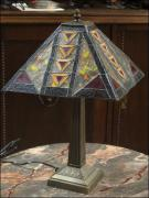 LAMPA WITRAŻOWA TIFFANY 50 CM - zdjęcie 2