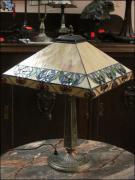 LAMPA WITRAŻOWA TIFFANY 54 CM - zdjęcie 2