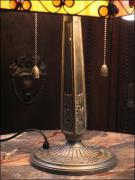 LAMPA WITRAŻOWA TIFFANY 54 CM - zdjęcie 3