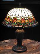 LAMPA WITRAŻOWA TIFFANY 42 CM - zdjęcie 2