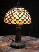 LAMPA WITRAŻOWA TIFFANY 34 CM - zdjęcie 1