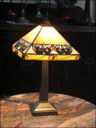 LAMPA WITRAŻOWA TIFFANY 47 CM - zdjęcie 1