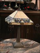 LAMPA WITRAŻOWA TIFFANY 47 CM - zdjęcie 2