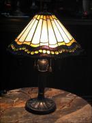 LAMPA WITRAŻOWA TIFFANY 58 CM - zdjęcie 1
