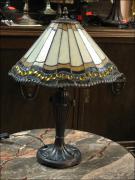 LAMPA WITRAŻOWA TIFFANY 58 CM - zdjęcie 2