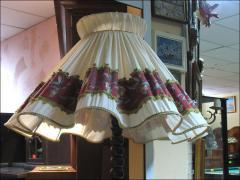 STOJĄCA LAMPA Z BLATEM - zdjęcie 3