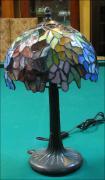 LAMPA WITRAŻOWA TIFFANY 40 CM GRA KOLORÓW - zdjęcie 2