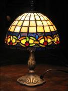 LAMPA WITRAŻOWA TIFFANY 32 CM - zdjęcie 1