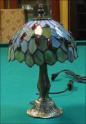 LAMPA WITRAŻOWA TIFFANY 34 CM - zdjęcie 2