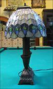 PIĘKNA LAMPA WITRAŻOWA TIFFANY 58 CM - zdjęcie 4