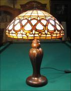 LAMPA WITRAŻOWA TIFFANY 53 CM - zdjęcie 1