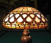 LAMPA WITRAŻOWA TIFFANY 53 CM - zdjęcie 3