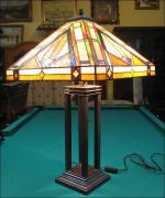 LAMPA WITRAŻOWA TIFFANY 71 CM - zdjęcie 1