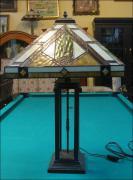 LAMPA WITRAŻOWA TIFFANY 71 CM - zdjęcie 2