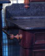 MAHONIOWA TOALETKA - zdjęcie 4