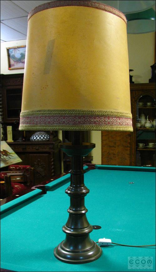 LAMPA NA STOLIK LUB KOMODĘ