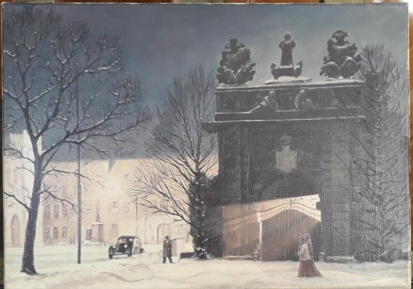 Obraz Brama Królewska