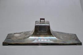 KAŁAMARZ ART NOUVEAU 1909-1914 - PLATER - WMF - zdjęcie 3